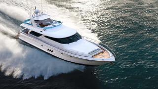 美兰德75英尺游艇