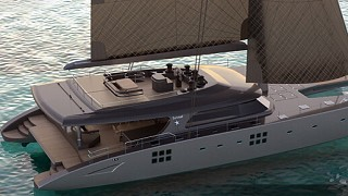 Sunreef 90 Sailing
