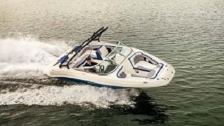 Sea Ray 21 Jet
