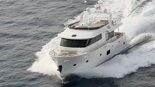 彼得船长57英尺游艇