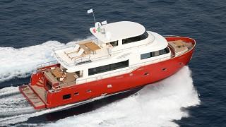 彼得船长70英尺游艇