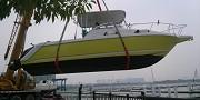 30尺钓鱼艇