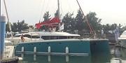 55尺豪华双体帆船