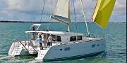 法国蓝高双体帆船400