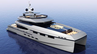 Vista Catamaran 130