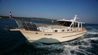 Alaska 45 Sedan 单站游艇