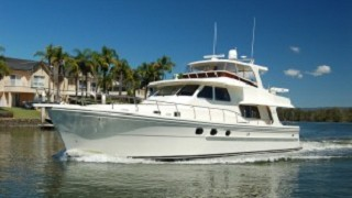 Alaska 58 Pilothouse