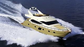 诺瓦帝78 欧风豪华遊艇
