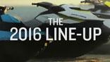 Sea-Doo摩托艇2016全新系列