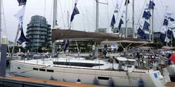Jeanneau 509帆船