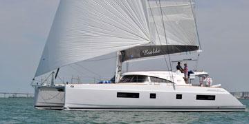 Nautitech 541双体帆