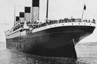 """中国开工1:1比例复造""""泰坦尼克""""号 停泊四川"""