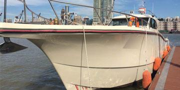 56尺国产钓鱼艇