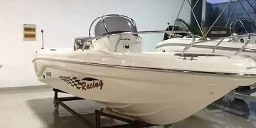 Ranieri Shark 19(白色款)