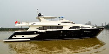 香港造33米游艇