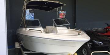 6米囯产快艇