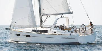 Oceanis 35帆船
