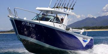 澳洲Noble7.2M钓鱼艇