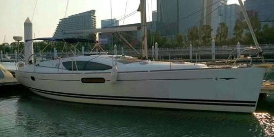 Sun Odyssey 45帆船