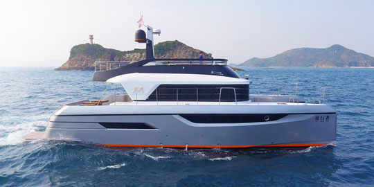 MOANA 56双体游艇