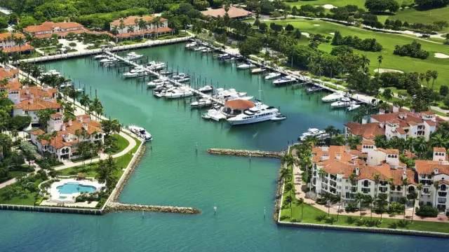 购买带游艇泊位的豪宅前 先看看国外的行情