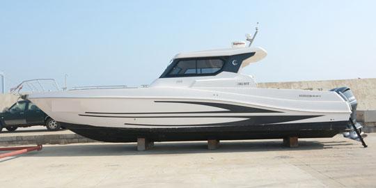 Silvercraft 36HT