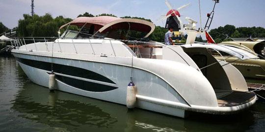 55尺国产游艇
