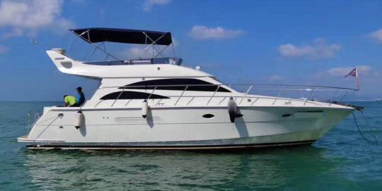 48尺国产游艇