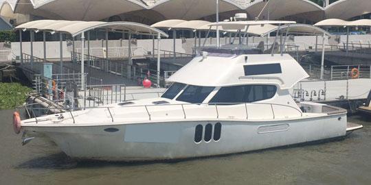 40尺国产游艇