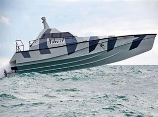 永不会沉、救人无数的黑科技小艇!能花式转体360°