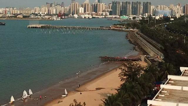 对外招商!海口9个公共游艇码头及海上旅游建设项目