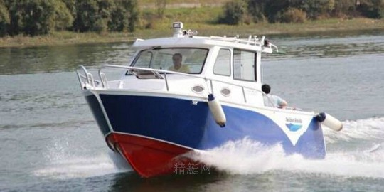 Noble Boats 7.5