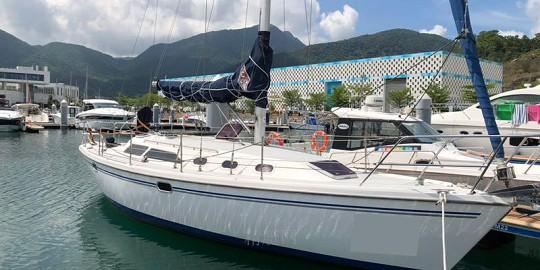 美国35英尺帆船