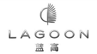Lagoon|蓝高 LOGO