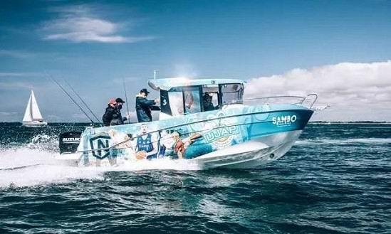 想去西沙海钓 你的钓鱼艇靠谱吗?