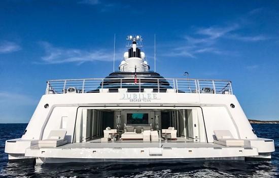 今年最大单110米巨型游艇成功售出