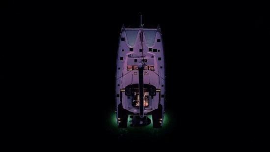 有型很重要!高度个性化定制20米深海巡游双体帆船
