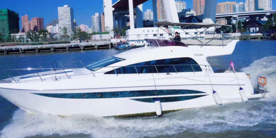 58尺国产游艇