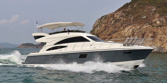 Grand Harbour Ruby 52