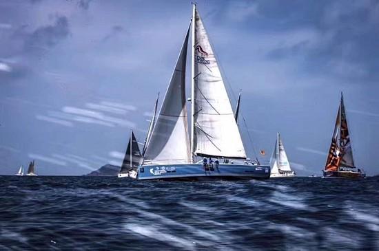 6到56用了十年 帆船品牌和海帆赛同成长