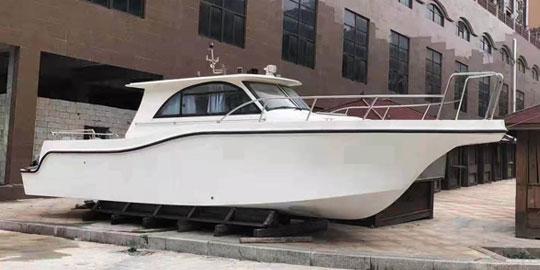 34尺国产钓鱼艇