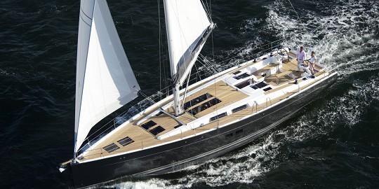 Hanse 575帆船Ⅰ类