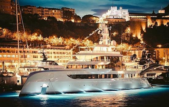 这年头,啥能让你的艇看起来高级?