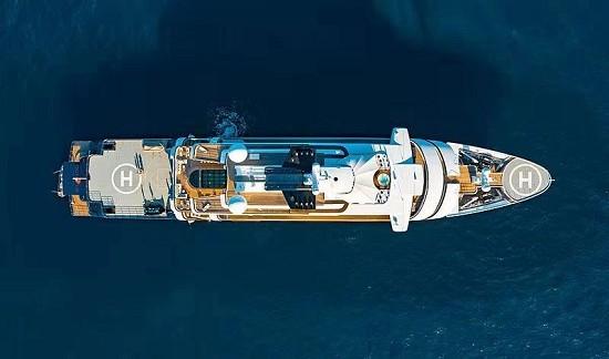 内部首次曝光!走进全球最大探险艇