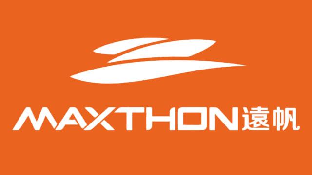 远帆|Maxthon LOGO