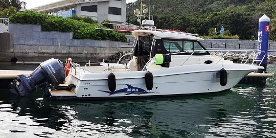 Oceania 32WA钓鱼艇