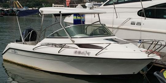 6.4米国产游艇