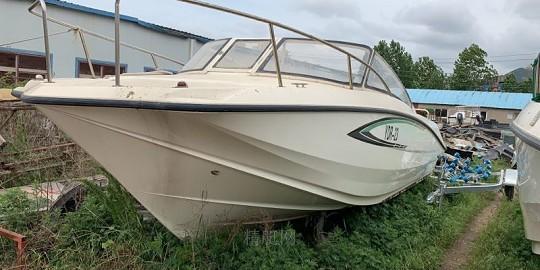 23尺高速艇