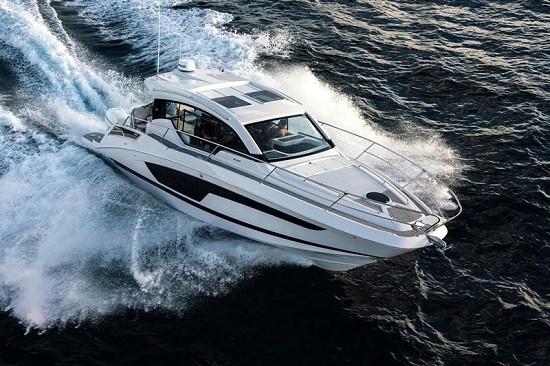 刷新美国运动艇的巅峰 这款37尺创新佳作