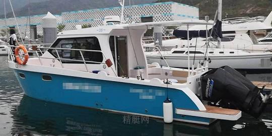 35尺国产钓鱼艇